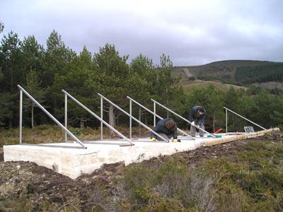 instalacion de placas solares en As Corcerizas
