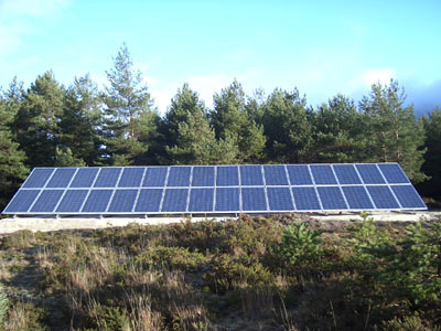 placas solares fotovoltaicas en san mamede