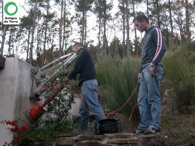 instalacion caldeira biomasa ekosol