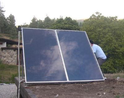 placas solares termicas